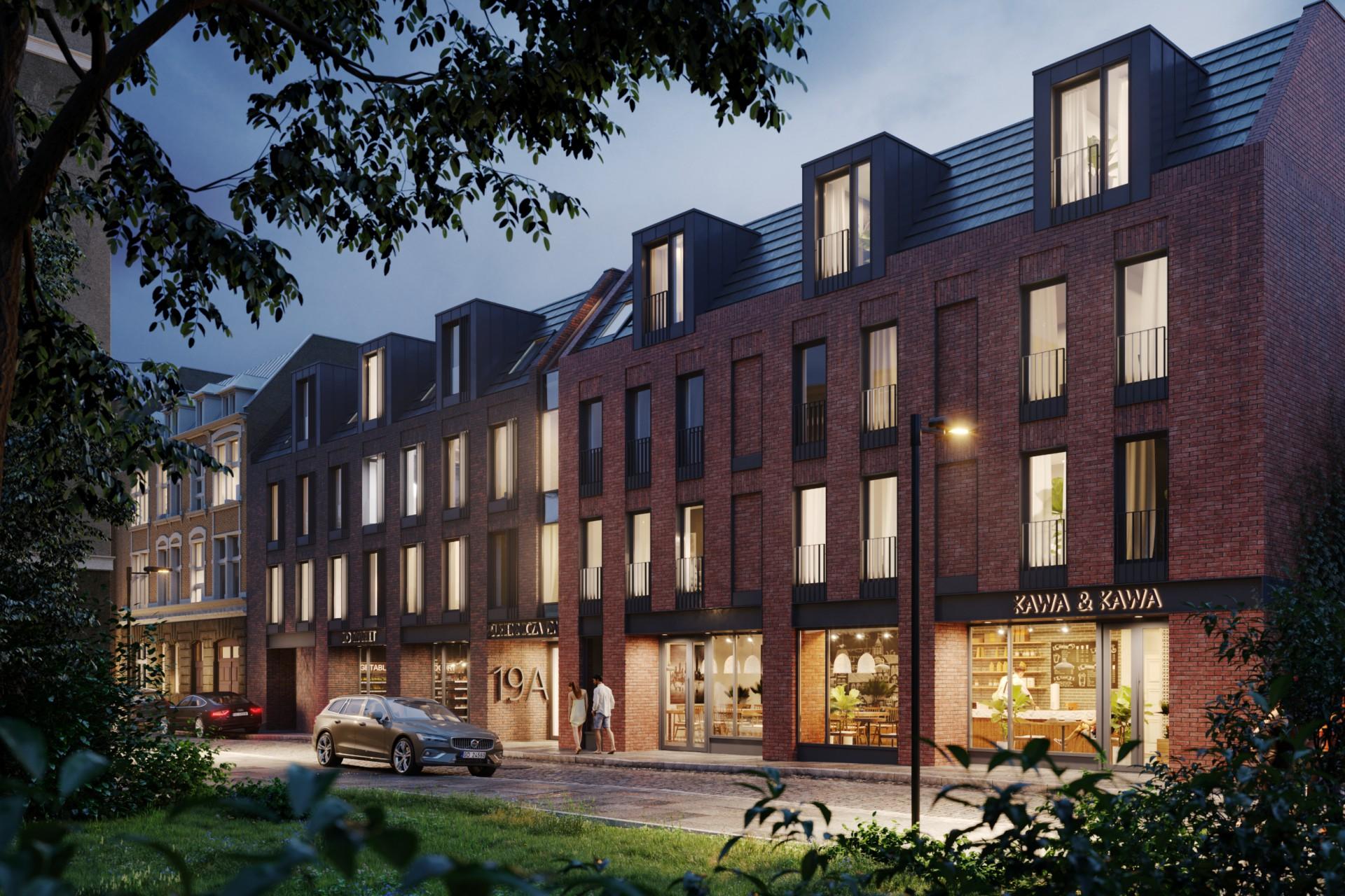 Projekty – Budynki mieszkaniowe