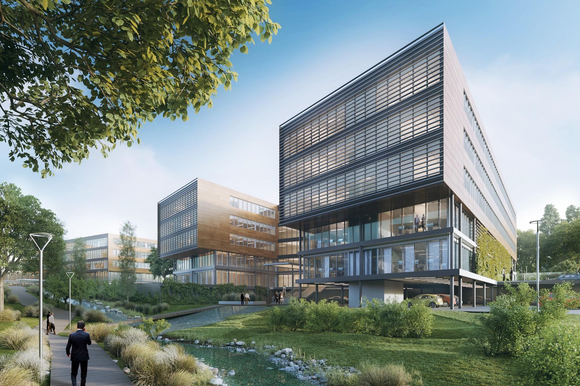 Projekty – Budynki biurowe